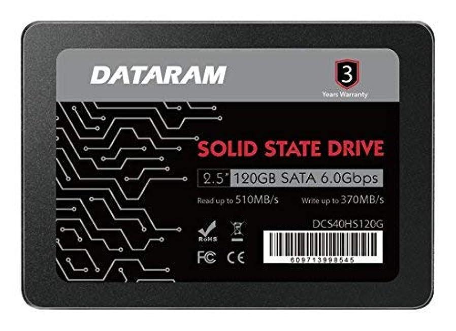 認証統計承認DATARAM 120GB 2.5