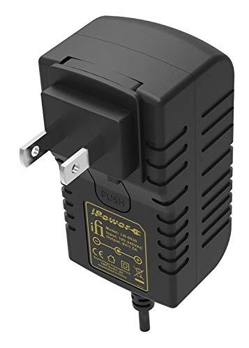 iFi Audio iPower 12 V - Steckernetzteil 12 V / 1,8 A, Audiophile Stromversorgung mit Reiseadapter