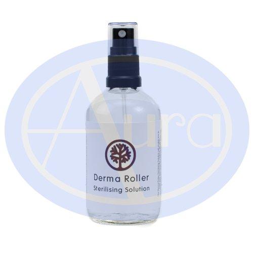 100 ml botella de gran valor rodillo de la piel/esterilizador del aerosol. Una mezcla de etanol, Miristato de Isopropilo y propilenglicol. Mata 99,9% de bacterias - usadas en hospitales