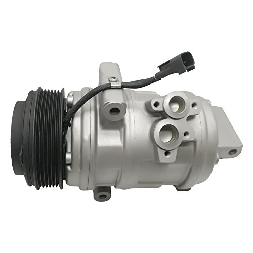 RYC Remanufactured AC Compressor and A/C Clutch AEG314 (Does Not Fit 2015, 2016, or 2017 Ford Edge)