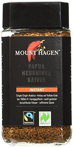 Mount Hagen Instant Fair Trade, 6er Pack (6 x 100 g) - Bio