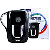 New Wave Enviro Alkaline Water Filter Pitcher – Removes Contaminants & Bacteria