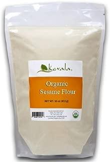 Kevala Organic Sesame Flour 1 lb by Kevala