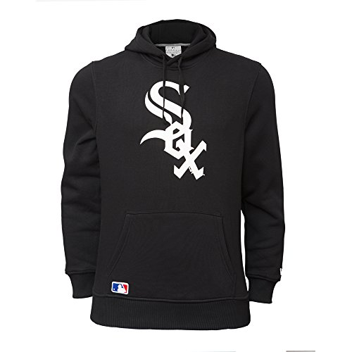 New era Chicago White Sox Hoody Black/White - M