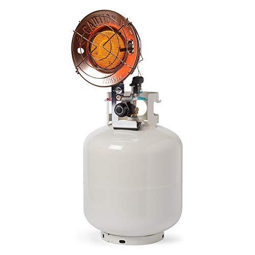 ZOBO ZBTT15 15,000 BTU Propane Tank Top Heater
