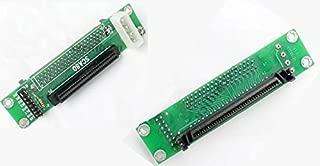 JXSZ SCSI SCA 80 to 68 Ultra SCSI II/III LVD-SE Adapter SCSI 80-68 Card