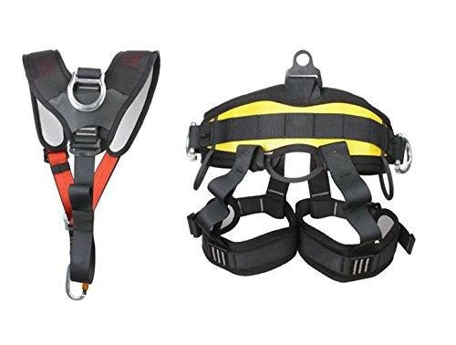 GAOHAILONG Haute Altitude d'escalade et ceinture de sauvetage/le corps de la Paroi extérieure Nettoyer/Full ceintures de sécurité