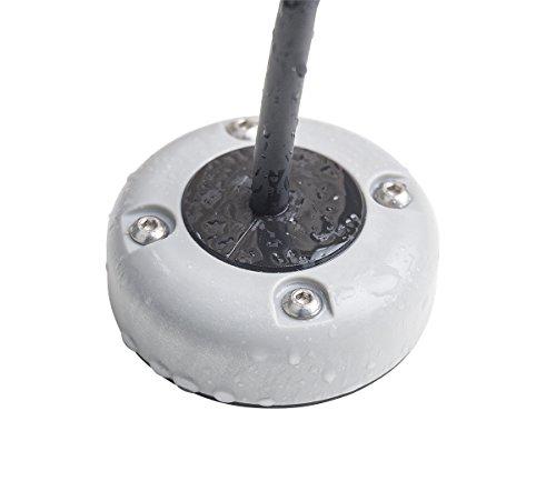 Seaview wasserdichte ABS-Kunststoff-Kabelverschraubung für 2 bis 15 mm Durchmesser Draht, grau