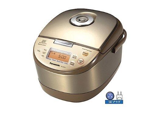 Panasonic Außerhalb von Japan Mikrocomputer IH Reiskocher (10CUP kochen) SR-JHS18-N/220V