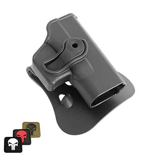 IMI Z1040 Defense Polymer Holster Punisher