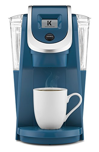 Keurig K250 Coffee Maker, Single Serve K-Cup Pod Coffee Brewer