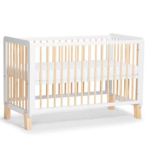 Kinderkraft Kinderbett LUNKY, Babybett...