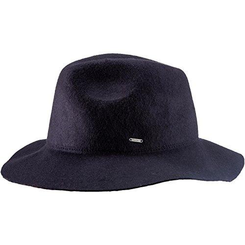 Pepe Jeans Damen Hut blau Einheitsgröße