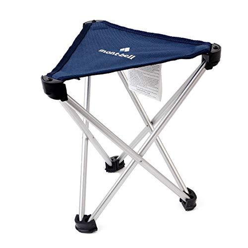 [モンベル] mont-bell トレールチェア 26 アウトドアチェア 超軽量 折りたたみ 座面高26cm 耐荷重80kg コンパクト キャンプ 椅子 (ブルーブラック)