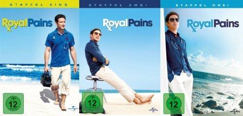 Royal Pains - Staffel 1-3 (13 DVDs)