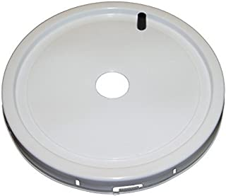 Lid for 6.5 Gallon Fermenter (Pro Western), Drilled for BrewJacket Immersion