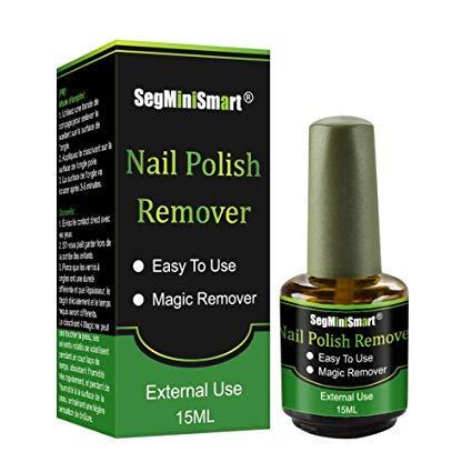 Magic Remover,Nagellackentferner,Professioneller Gel-Nagellackentferner zum Tränken,einfach und...