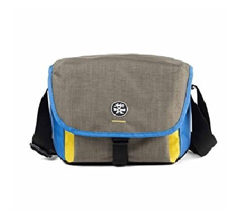 Crumpler pr2500–004Proper Roady 2.0Sling 2500Cámara Bolsa de Hombro 20,06cm (7,9Pulgadas) Tablet Negro Claro/Amarillo