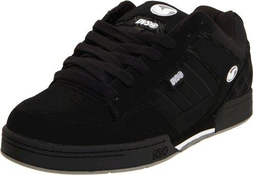 DVS Shoes Mens D/S/TRANSOM HO2, Herren Sneaker, Schwarz (Black Nubuck BLK), EU 49.5 (US 14)