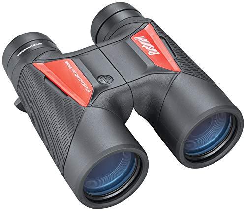 Bushnell Waterproof Spectator Sport Binocular, 10x40mm, Black