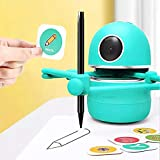 JackDuck Drawing Robots Educational Toy with 60 Painting Sences AI Artist Learning Art Training Step by Step Automatic Kids Intellectual Toys