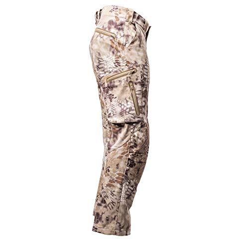 Kryptek Dalibor 3 Camo Hunting Pant (Dalibor Collection), Highlander, 30X32