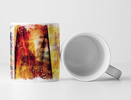 EAU ZONE Design Abstract mok geschenk