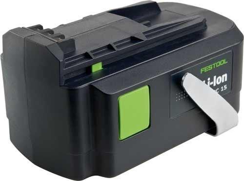 Festool 500434 – VPC 15 5.2 Ah Batterie Li-Ion de lithium