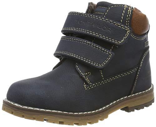 TOM TAILOR Jungen 7973003 Klassische Stiefel, Blau Navy 00003, 23 EU