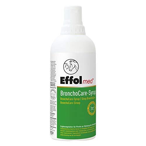 Effol med BronchoCare-Syrup 500 ml in PUMPFLASCHE Hustensaft mit Kräutern