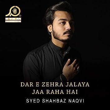 Dar E Zehra Jalaya Jaa Raha Hai - Single