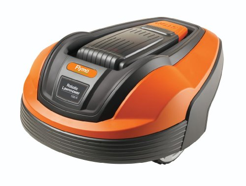Flymo 1200 R Lithium-Ion Robotic Lawn Mower Up to 400 sq m, 18 V