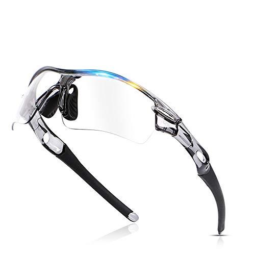 MeiDao Bicicleta De Montaña Que Cambia De Color Gafas De Montar para...