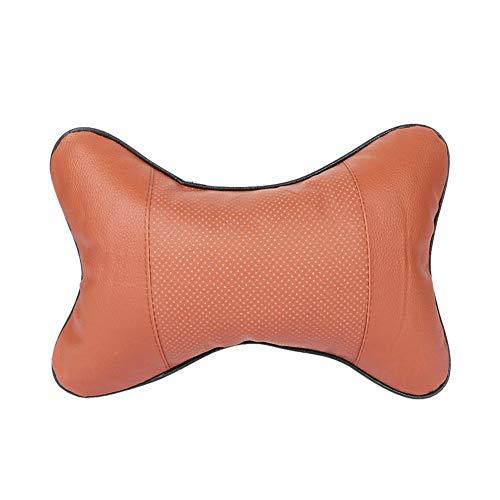HJPOQZ Asiento de Seguridad para el automóvil Reposacabezas Reposacabezas para el Cuello Almohada Almohada Auto Cómodas Herramientas de Cuidado de Descanso