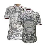 FUNBN Camiseta de los Hombres del Equipo Nacional de México de la Copa Mundial de 1998, para Hernández, Camiseta Retro, edición Especial Conmemorativa de los fanáticos, Personalizable-W