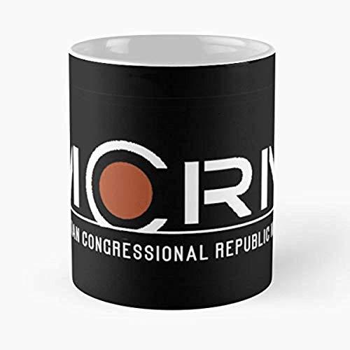 Mcrn Martian Congressional Republic The Expanse Coffee Mug 11 Oz Funny DILI62