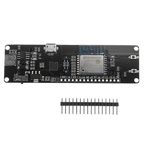 LKK-KK Mainboard WiFi Module ESP8266+18650 Battery LDTR-WG0137 Development Board
