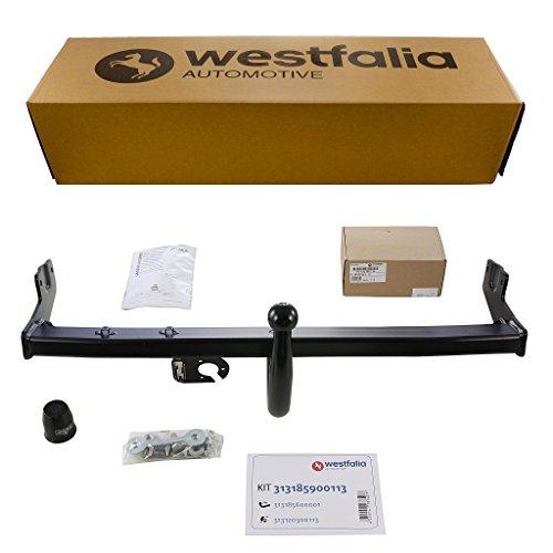 Westfalia starre Anhängerkupplung für Mercedes A-Klasse W168 (BJ 01/1997 - 09/2004)...
