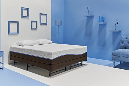 Thrive Wonder - 12 Inch Gel Memory Foam Mattress - Best Cooling & Support - CertiPUR-US Certified - Made in USA - 10 Year Warranty - California King Size Mattress