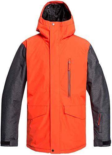 Quiksilver Herren Snowboard Jacke Mission Jacket