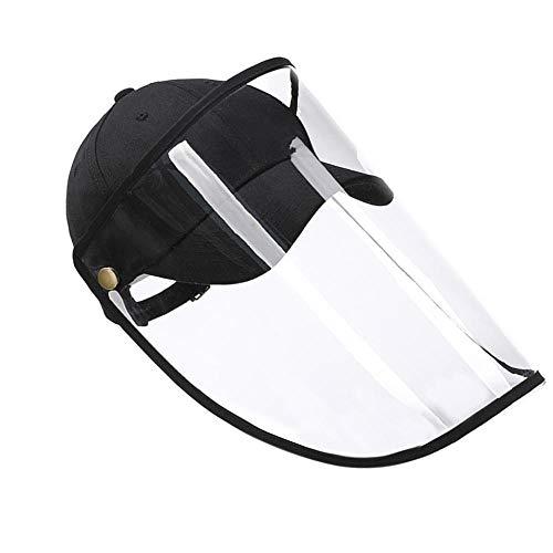 Capuchón de protección multifuncional para los ojos, antivaho, cortavientos, antisaliva, para el rostro