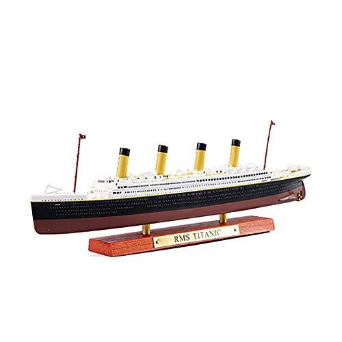 Lllunimon 1/1250 Aleación Titanic Ship Modelo CLÁSICO DE Lujo Crucero DE Lujo SIMULACIÓN DE LA COLECCIÓN DE LA COLECCIÓN DE LA DECORACIÓN DE LA COLECCIÓN