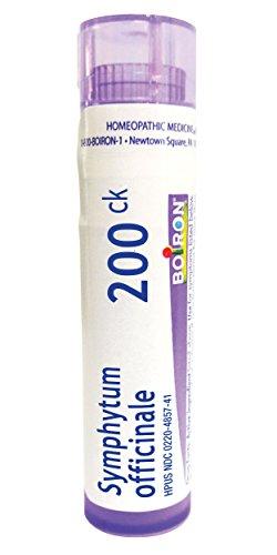 Boiron Symphytum Officinale 200CK, 80 Pellets, Homeopathic Medicine...