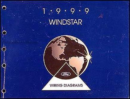 1999 ford windstar wiring diagram manual original ford Ford Windstar Wiring Diagram 2002 ford windstar wiring diagram