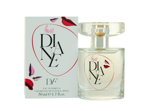 Diane Von Furstenberg Love 50 ml Eau de Parfum Spray für Sie, 1er Pack (1 x 50 ml)