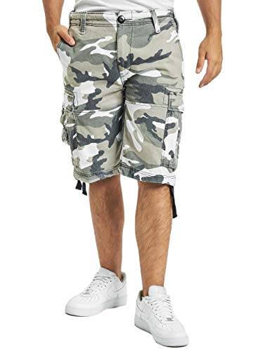 Brandit Unisex Adulto Vintage Básico Shorts