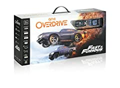 GEAR UP – High-Tech robotic Supercars pair with your mobile device for interactive Fast and Furious racing action EIGHT BATTLEFIELDS – Disable opponents with exclusive power zone track piece as you battle against or alongside the Toretto crew on 8 di...