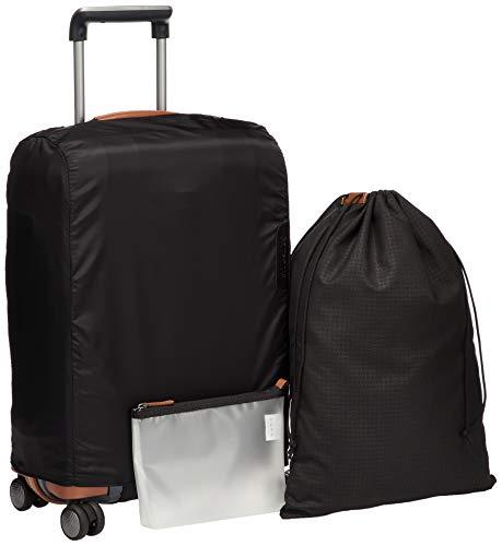 [サムソナイトブラックレーベル]スーツケースライトキューブデラックススピナー55/20国内正規品機内持ち込み可保証付55cm2.3kgミッドナイトブルー