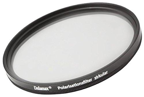 Delamax zirkular Polfilter 58mm