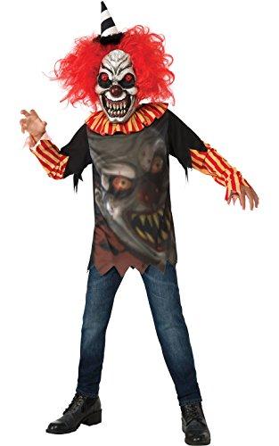Rubie's Freak Costume de clown, Unisex-child, Medium - Version Anglaise